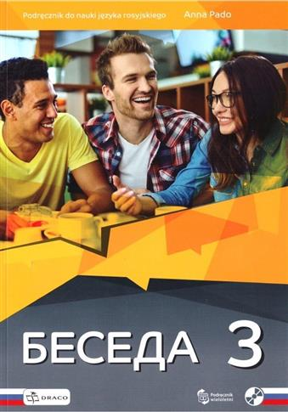 Beseda 3 podręcznik + CD DRACO