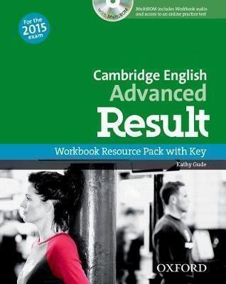 Cambridge English Advanced Result WB