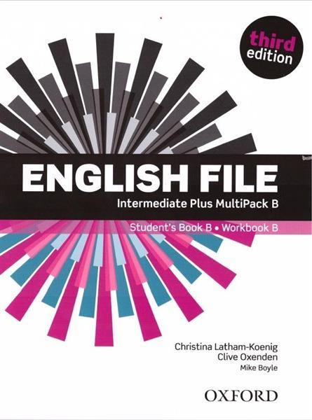 English File 3E Intermediate Multipack B OXFORD