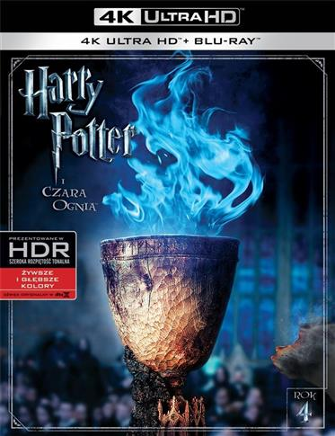 Harry Potter i Czara Ognia (2 Blu-ray) 4K