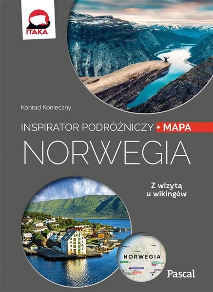 Inspirator podróżniczy. Norwegia