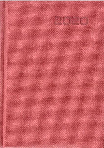 Kalendarz 2020 Książkowy Dzienny A5 SK1-3