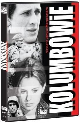 Kolumbowie. Odcinek 1-5 DVD