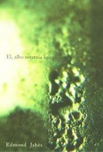 El, albo ostatnia księga