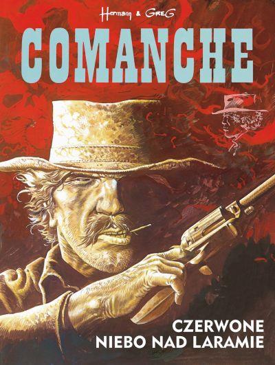 Comanche 4 czerwone niebo nad laramie outlet