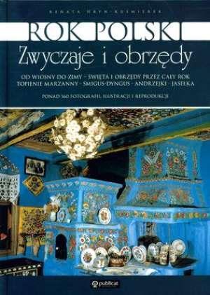 Rok polski - Zwyczaje i obrzędy OUTLET