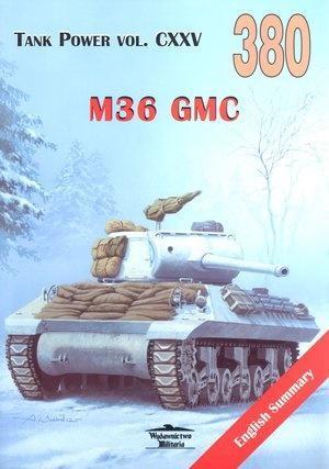 M36 GMC. Tank Power vol. CXXV 380