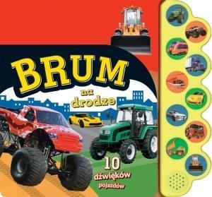 BRUM na drodze. 10 dźwięków pojazdów