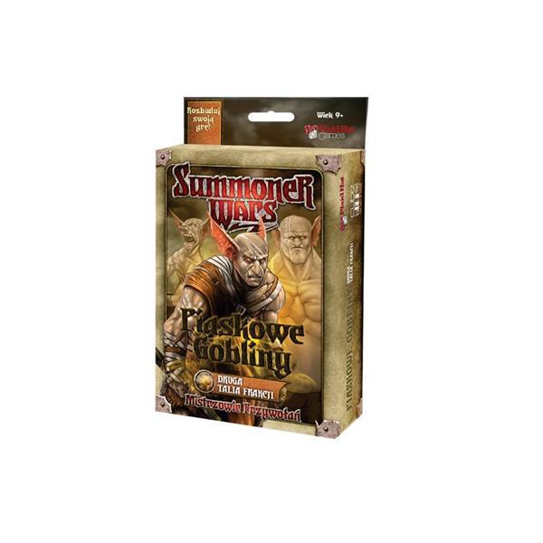 Summoner Wars Piaskowe Gobliny Dr. Tal. CUBE