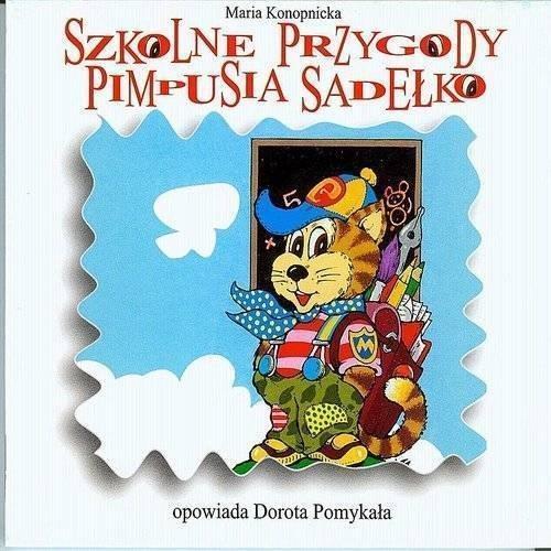 Szkolne Przygody Pimpusia Sadelko audiobook