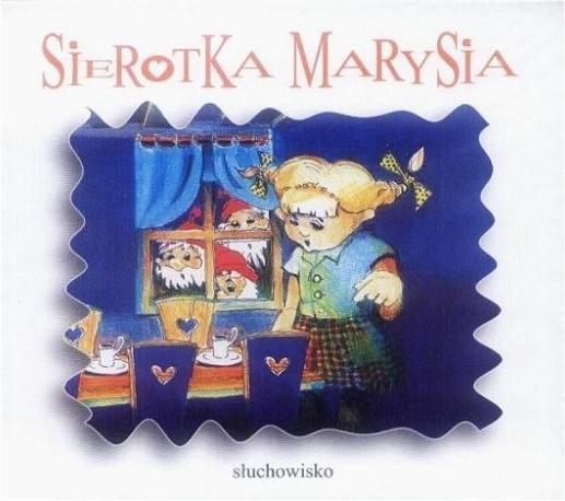 Sierotka Marysia audiobook