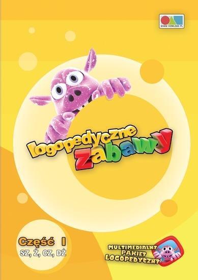 Logopedyczne Zabawy cz.1 Sz, ż, cz, dż (program)