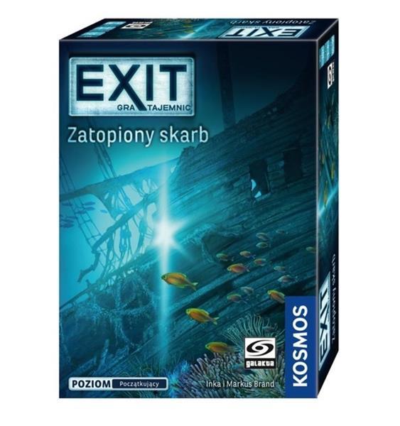 Exit: Zatopiony skarb GALAKTA