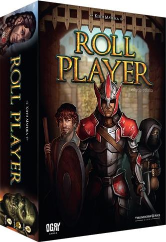 Roll Player OGRY GAMES