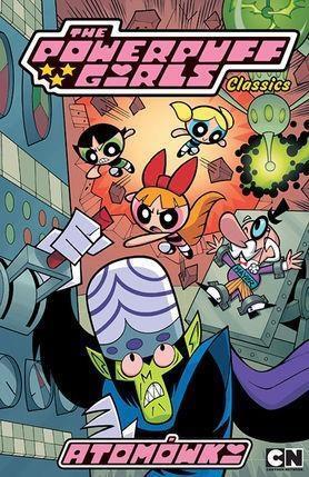 Atomówki - The Powerpuff Girls #02