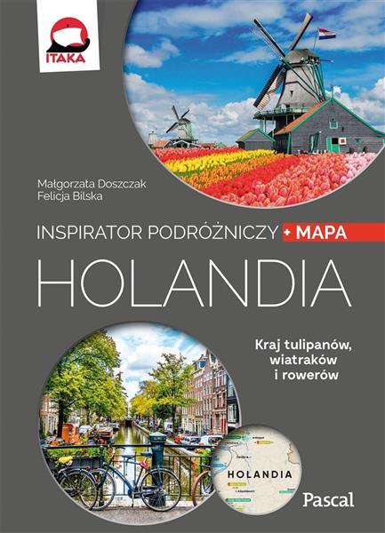 Inspirator podróżniczy. Holandia
