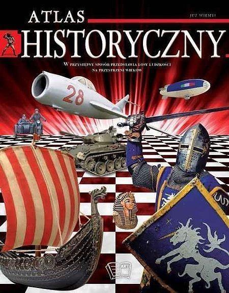 ATLAS HISTORYCZNY OUTLET