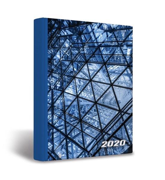 Kalendarz 2020 książkowy B6 Universal OXFORD