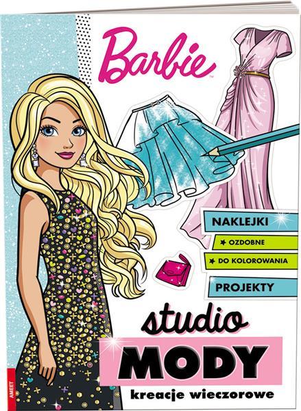 Barbie. Studio mody. Kreacje wieczorowe