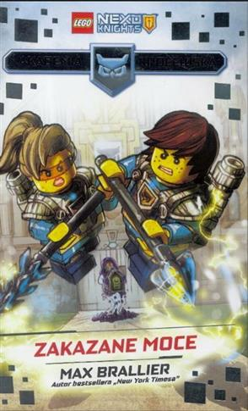 LEGO NEXO KNIGHTS. ZAKAZANE MOCE OUTLET