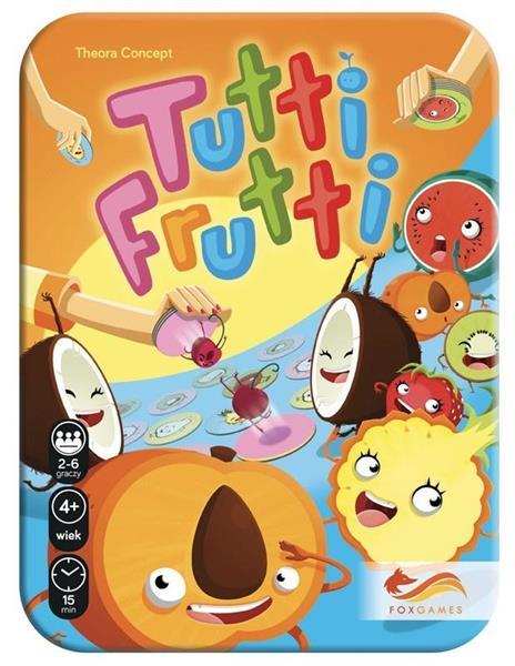 Gra - Tutti Frutti (puszka)
