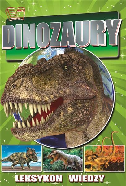 Leksykon wiedzy. Dinozaury