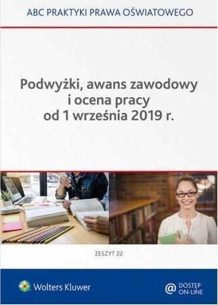 Podwyżki awans zawodowy i ocena pracy od 1.09.2019