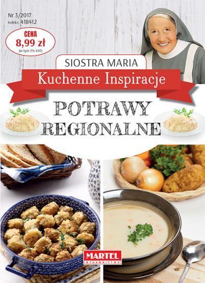 Kuchenne Inspiracje - Potrawy regionalne -  Siostr