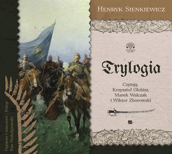 Trylogia. Audiobook