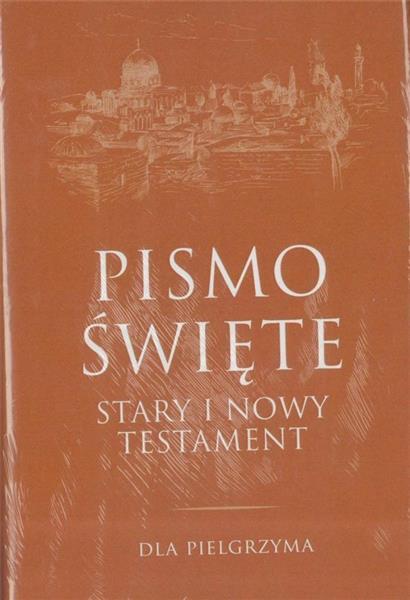 Pismo Święte ST i NT małe - Dla pielgrzyma