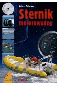 STERNIK MOTOROWODNY + CD W.6