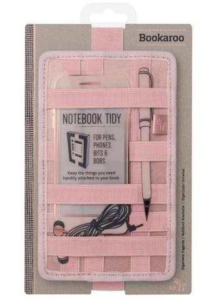 Bookaroo Notebook Tidy Organizer na notes