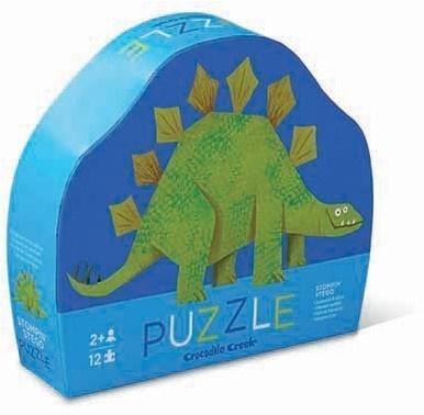 Puzzle 12 el. - Stegozaurus