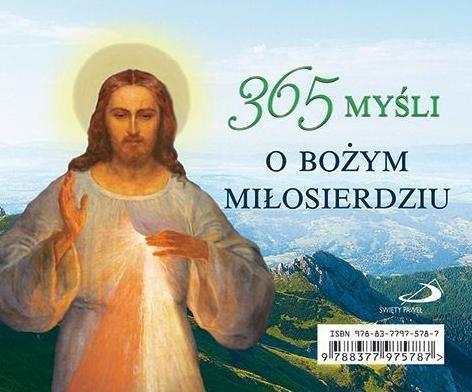 365 myśli o Bożym Miłosierdziu