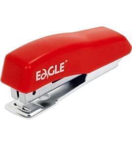 Zszywacz 1011A czerwony 8 kartek EAGLE