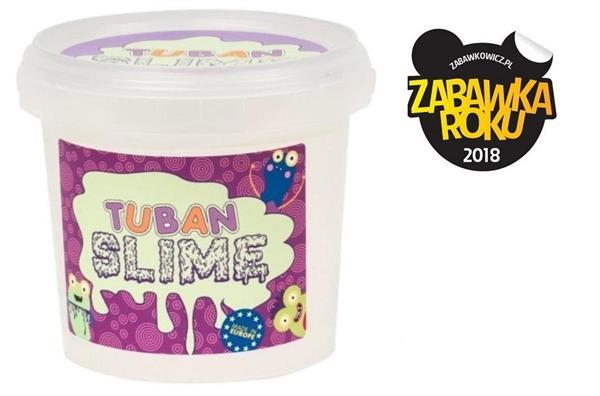 Slime bezbarwny 0,5kg TUBAN