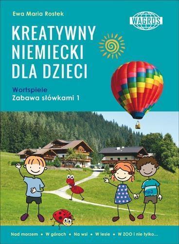 Kreatywny niemiecki dla dzieci. Wortspiele WAGROS
