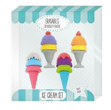 Gumki do mazania - desery lodowe