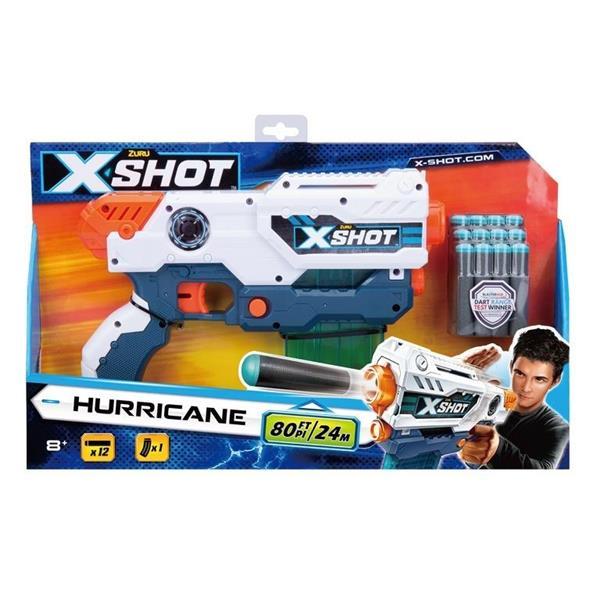 X-Shot Hurricane 10 strzałek