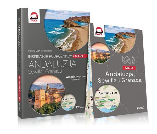 Inspirator podróżniczy. Andaluzja, Sewilla..