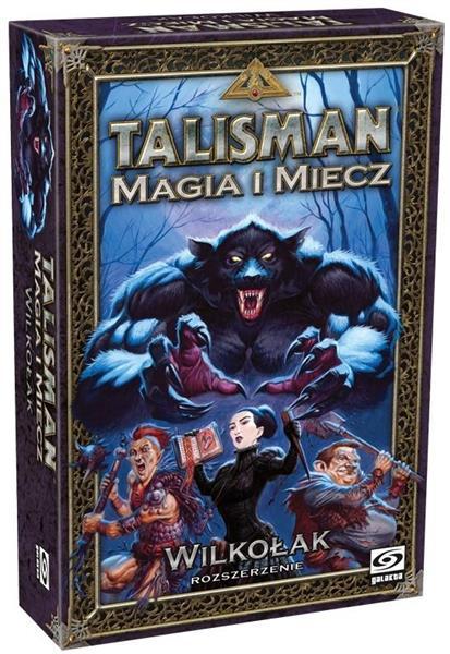 Talisman: Magia i Miecz - Wilkołak GALAKTA