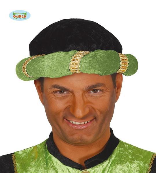 Szmaragdowy turban
