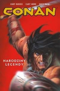 NARODZINY LEGENDY CONAN TOM 1 TW OUTLET