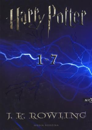 Harry Potter  1-7 mp3 Media Rodzina