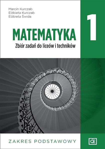 Matematyka LO 1 Zbiór zadań ZP NPP w.2019 OE PAZDR
