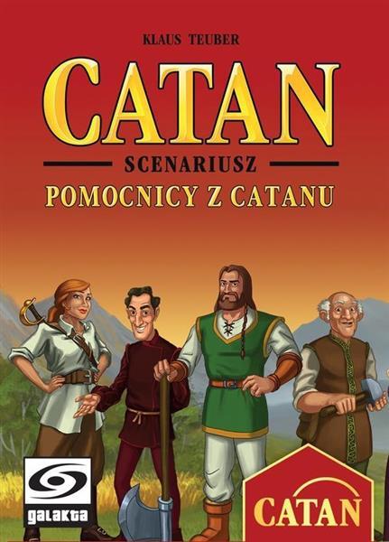 Catan: Pomocnicy z Catanu GALAKTA