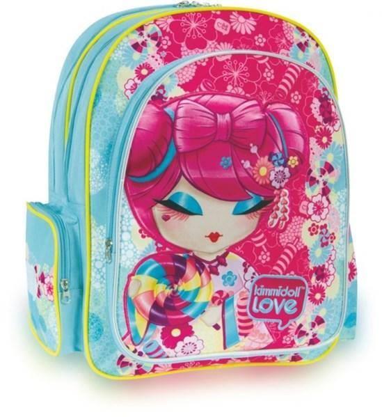Plecak dwukomorowy Kimmi Doll OUTLET