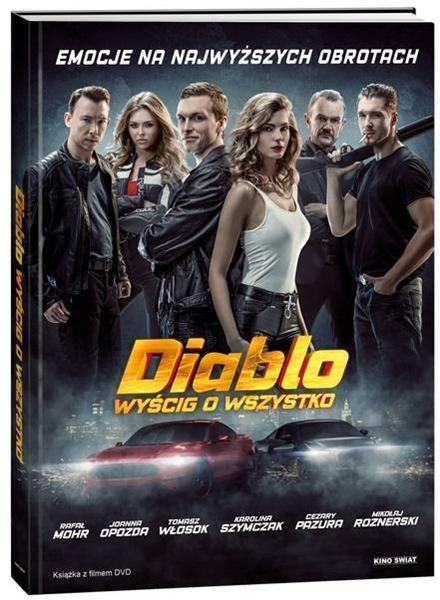 Diablo. Wyścig o wszystko DVD + książka