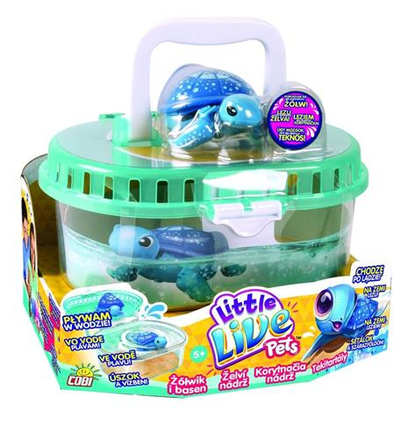 Little Live Pets. Żółwik z basenem s.2