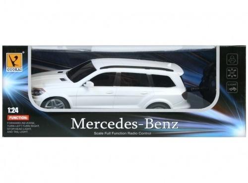 Auto Mercedes-Benz zdalnie sterowane